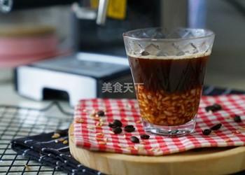 奶香燕麥咖啡的手工自制方法(圖系演示)