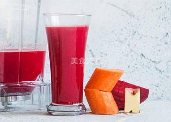 女性補血飲品:甜菜根汁的手工做法(圖)
