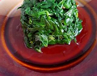 涼拌芹菜葉的自制做法(圖文)
