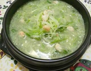 圖文:蘿卜絲蝦仁湯的廚房做法教程
