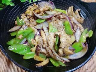 图文:自制蚝油黑椒牛肉的手工教材