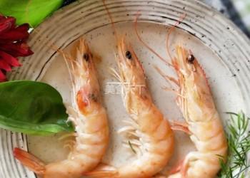 鹽水大蝦的手工(廚藝)自制做法