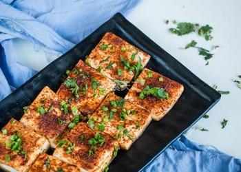 香烤豆腐的圖示制作教材-怎么做香烤豆腐?