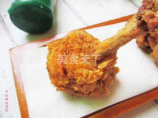 禽蛋品:香酥黃金錘的做法(圖示)