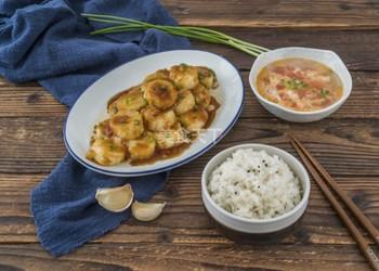 图文演示:鱼香日本豆腐的做法