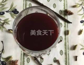 热红酒的手工自制(图示做法)