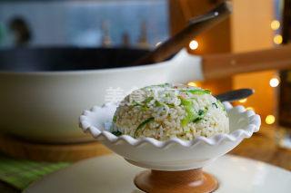 芥菜臘味炒飯的手工制作教程(圖文)