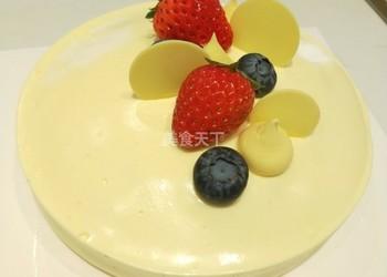 (圖)青檸榴蓮蛋糕的手工制作法