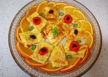 圖文教程:新奇士蛋餅的手工烹制法