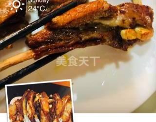 烤羊排的手工烹制法(图文演示)