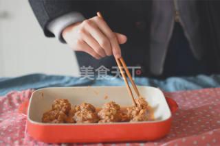 清蒸山藥肉丸子的手工烹制法(圖文)