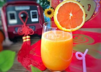 血橙苹果汁的研学制作体验(图文)