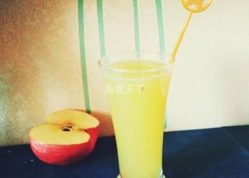 (图文)西芹苹果汁的研学制作体验