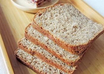 手工烘焙:紅糖核桃面包的圖解制作