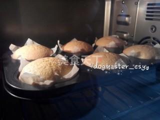 全蛋海綿小蛋糕的手工做法(圖示)