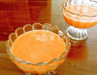 (圖示流程)胡蘿卜橙汁的手工做法