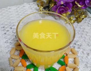 (圖示制作流程)玉米汁的手工做法