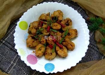 家常鱈魚的手工廚藝做法