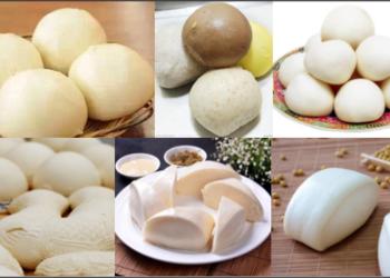 五種特色饅頭的制作方法