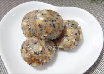 糕點餡料:五仁餡的自制做法(圖文)