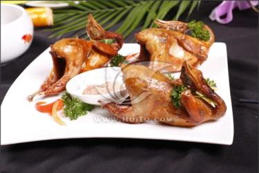 禽蛋制品:袋装腌制鹧鸪的加工