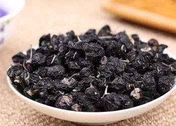 黑枸杞奇特功效及正確食用方法