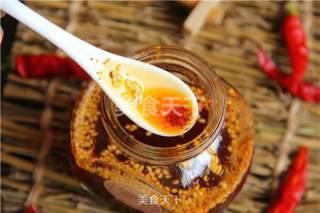 厨房自制麻香油泼辣子的做法(农产加工)