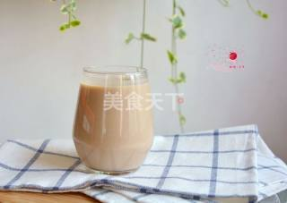 板栗核桃枸杞豆漿的手工做法(豆漿飲品)