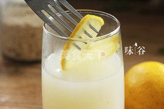 檸檬薏米水(飲料)的自制教程