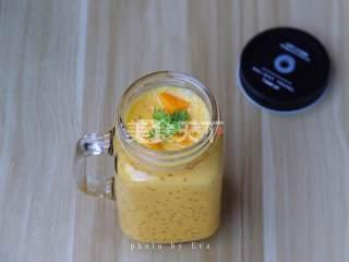 椰漿芒果西米露(飲料)的自制教程
