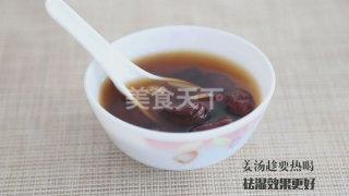 家庭自制:紅糖生姜湯的手工做法(圖解)