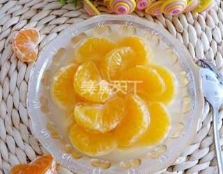 手工自制桔子罐頭的做法(圖文)