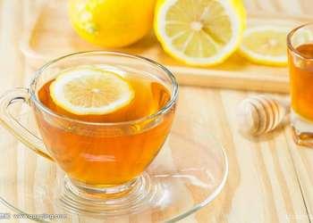 圖文:手工制作一份檸檬蜂蜜茶