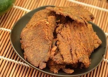 肉制品專題:牛肉干與鵝肉干的加工制作