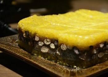 多色玉米片糕的批量加工方法-怎么做多色玉米片糕?